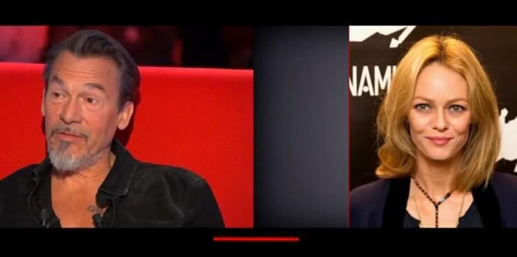 Florent Pagny méchamment snobé par son ex, Vanessa Paradis
