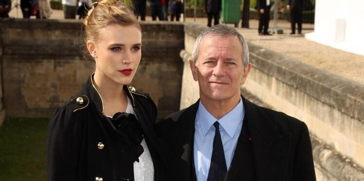 Francis Huster et Gaia Weiss : il finit par démentir sa relation avec la jeune femme