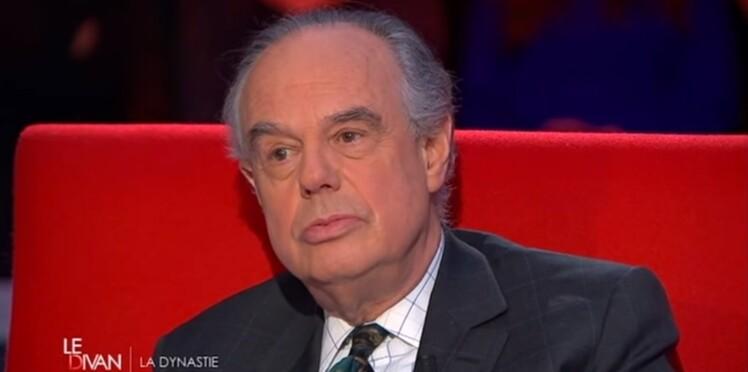 Frédéric Mitterrand révèle avoir été un enfant battu