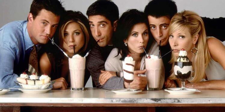 Friends : un retour avec les six comédiens officiellement réunis !