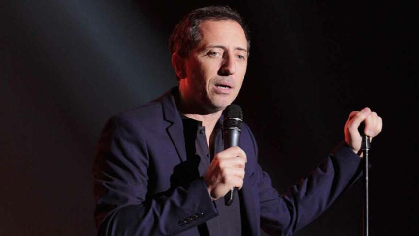 Gad Elmaleh s'exprime enfin sur sa rupture avec Charlotte Casiraghi