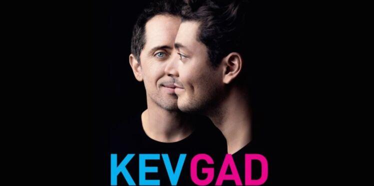 Gad Elmaleh et Kev Adams ont une très bonne surprise à vous annoncer