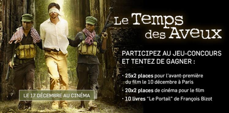 """Gagnez vos places pour la projection privée du film """"Le Temps des Aveux"""""""