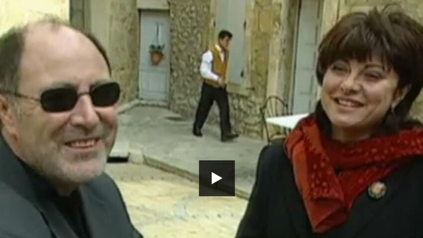 Vidéo : la femme de Michel Delpech raconte qu'elle avait prédit sa maladie