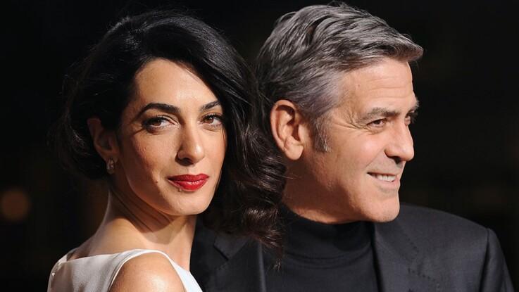 George Clooney et Amal Alamuddin bientôt parents de jumeaux