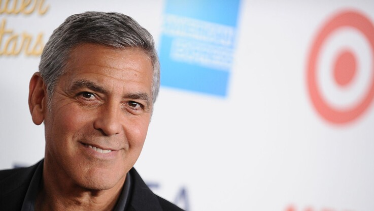 Découvrez George Clooney dans un petit sketch très drôle pour les César