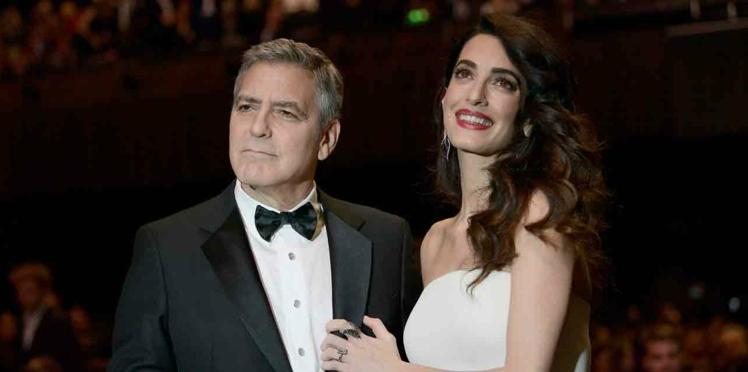 George et Amal Clooney : leur escapade romantique à Paris