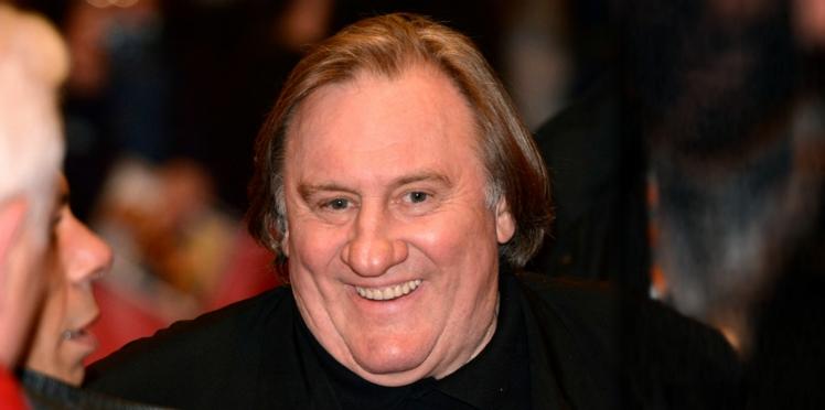 Gérard Depardieu se met à la chanson: il sort un album de reprises de Barbara