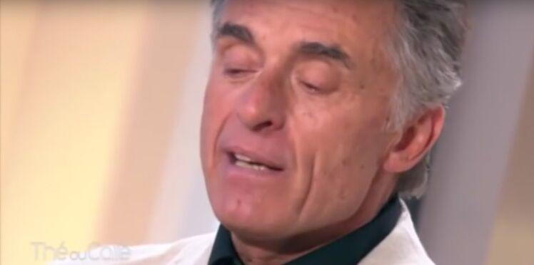 Vidéo : Gérard Holtz fond en larmes en évoquant sa femme