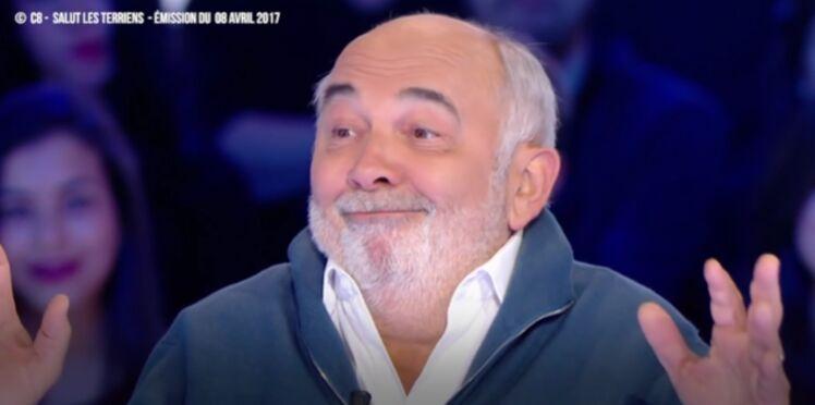 Thierry Ardisson tacle Gérard Jugnot sur l'âge de sa femme (video)