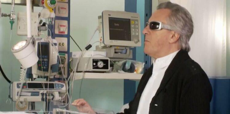 Gilbert Montagné raconte comment il a perdu la vue, suite à une erreur médicale