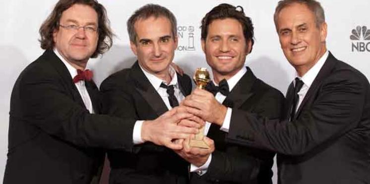 Golden Globes 2011 : les acteurs télé récompensés
