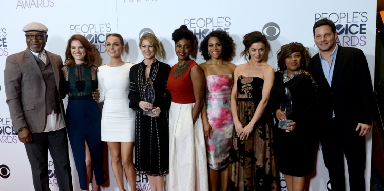 Grey's Anatomy saison 13, la petite surprise de TF1