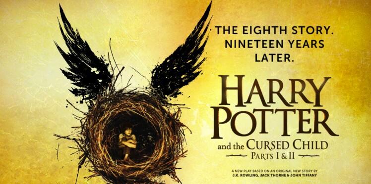 """""""Harry Potter et l'enfant maudit"""" : J.K. Rowling annonce la suite de la saga"""
