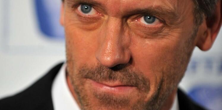 Hugh Laurie de retour à la télé... en pirate