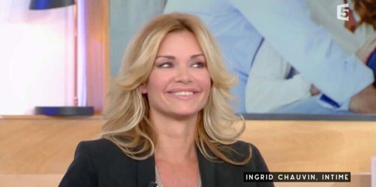 Ingrid Chauvin : bientôt une petite sœur pour Tom ?