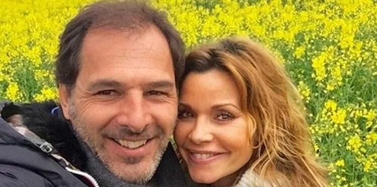 Le mari d'Ingrid Chauvin poste une photo surprenante de leur fils
