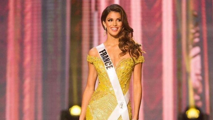 VIDEO - Miss Univers 2017 : Iris Mittenaere très sexy en danseuse du Moulin Rouge