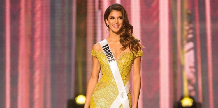 VIDEO - Miss Univers 2017 : Iris Mittenaere très sexy en danseuse du Moulin Rouge