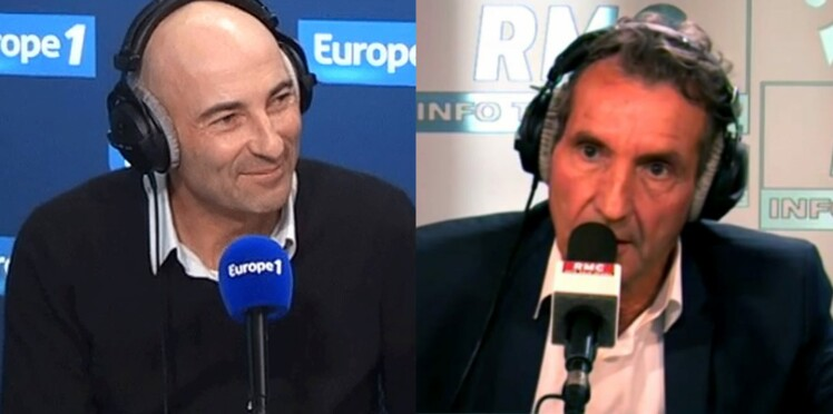 Jean-Jacques Bourdin menace Nicolas Canteloup en direct