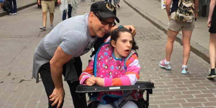 Jean-Marc Généreux toujours aussi impliqué pour sa fille handicapée