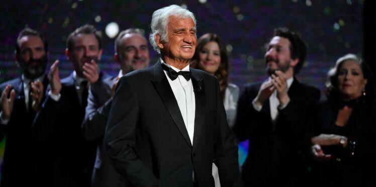 La magnifique ovation faite à Jean-Paul Belmondo aux César 2017