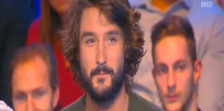 """Jérémy Frérot : son """"Je t'aime ma chérie"""" en direct à Laure Manaudou"""