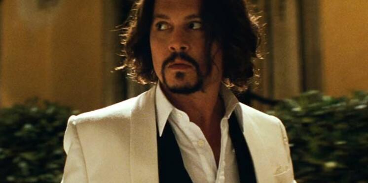 Johnny Depp acteur préféré des Américains