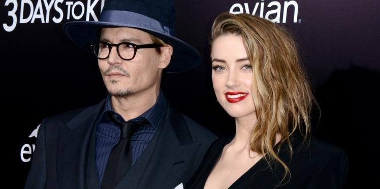 Johnny Depp et Amber Heard se sont mariés !