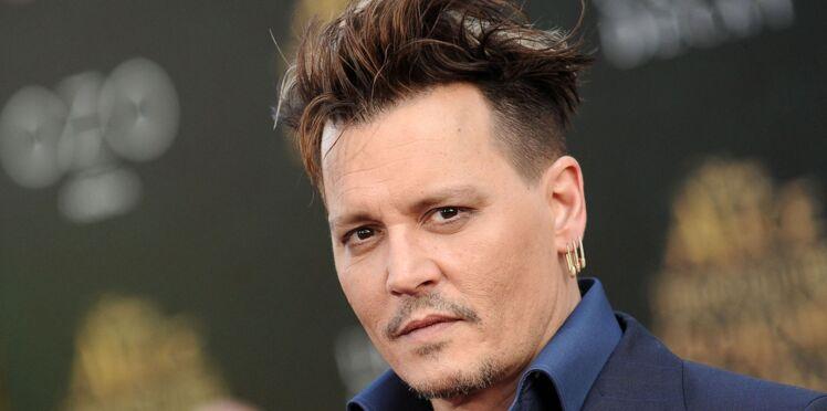 Johnny Depp donne sa première interview depuis l'affaire Amber Heard