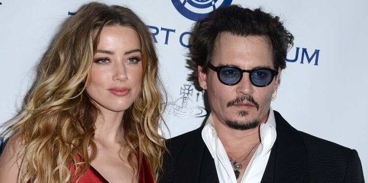 Vidéo : Johnny Depp ivre et violent filmé à son insu par Amber Heard