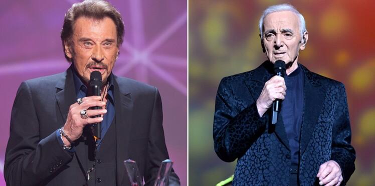 """Scandale : Hallyday et Aznavour parmi """"les jeunes créateurs"""" les plus aidés de 2015"""