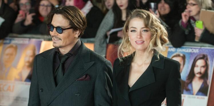 Johnny Depp va (enfin) se marier avec Amber Heard