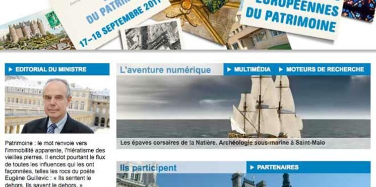 L'édition 2011 des Journées européennes du patrimoine ont lieu ce week-end