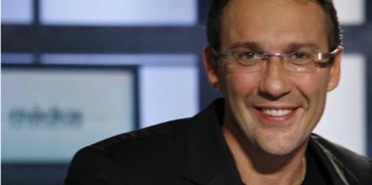 Julien Courbet à L'Eurovision