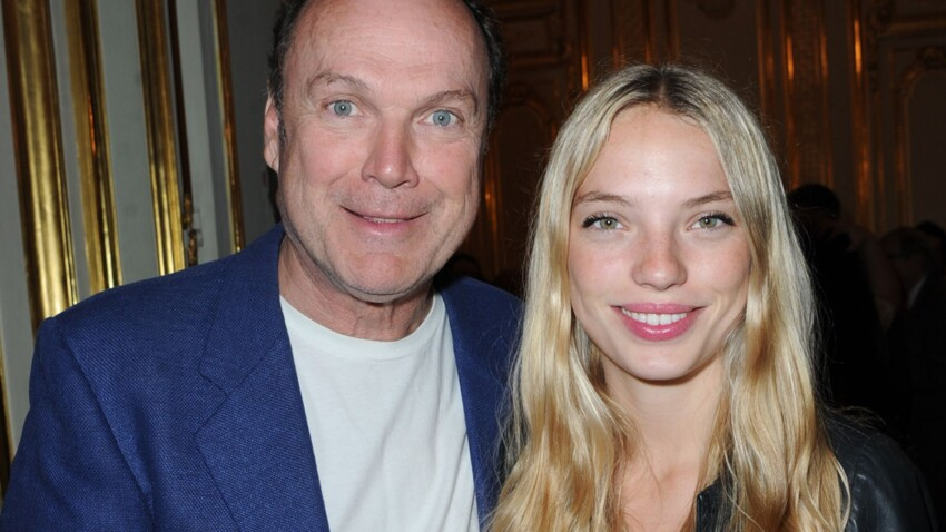 Julien Lepers est fier de vous présenter sa fille, Lorraine