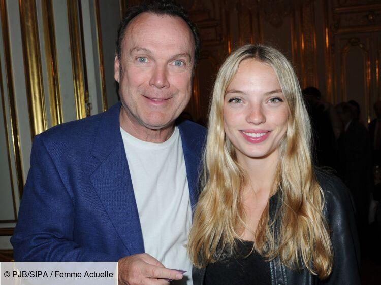 Julien Lepers Est Fier De Vous Présenter Sa Fille Lorraine Femme Actuelle Le Mag