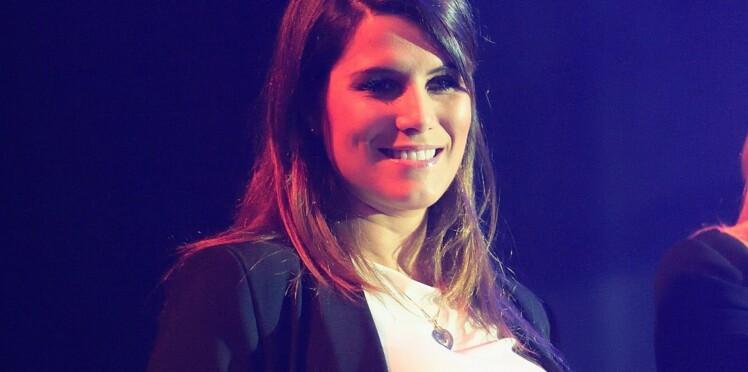 Karine Ferri enceinte :les dernières photos avant l'arrivée du bébé