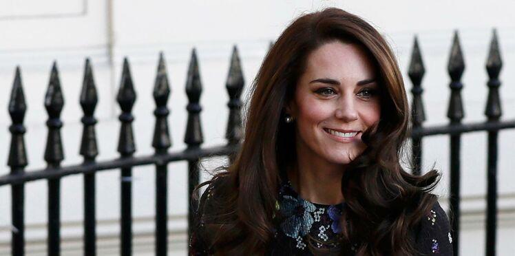 Photo- Kate Middleton à 7 ans posait pour une pub pour l'entreprise familiale