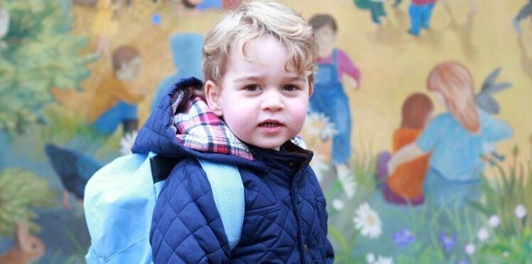 Kate et William: une école hors de prix pour leur petit prince George