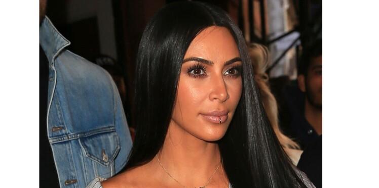 Kim Kardashian : la chirurgie esthétique pour effacer ses vergetures