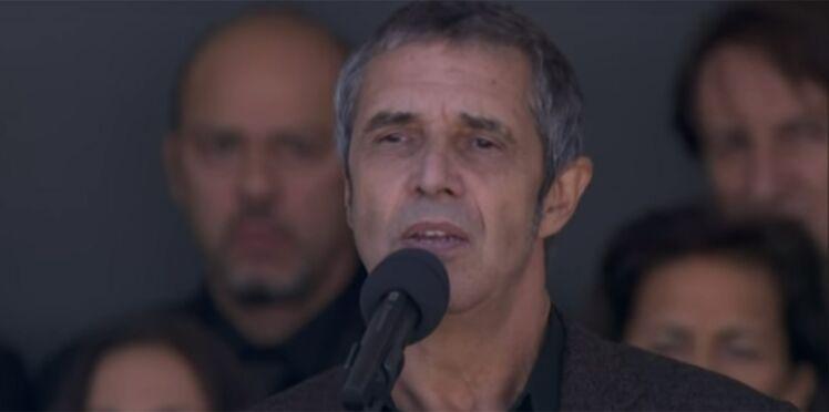 VIDEO - Le vibrant hommage de Julien Clerc aux victimes de Nice