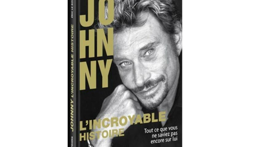 L'incroyable histoire de Johnny Hallyday en librairie