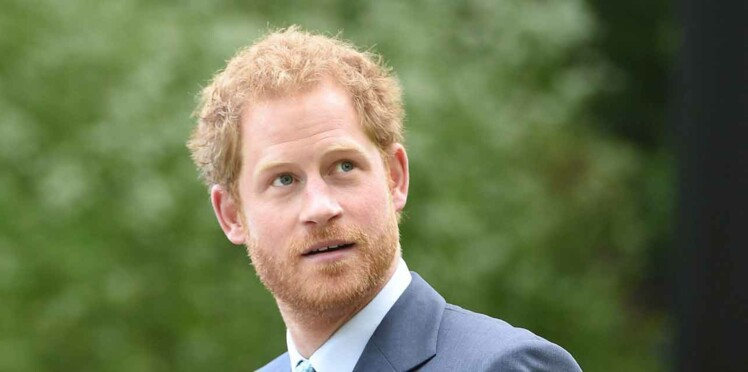 Photo: la bonne blague du prince Harry alors qu'un couple prend une photo