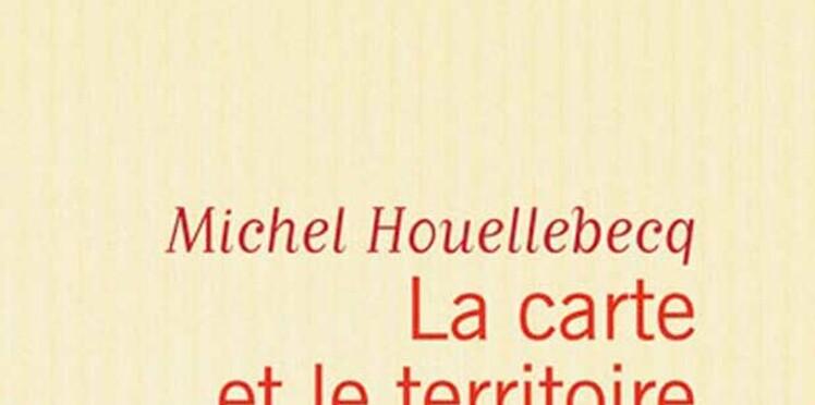Le Goncourt pour La carte et le territoire, de Michel Houellebecq