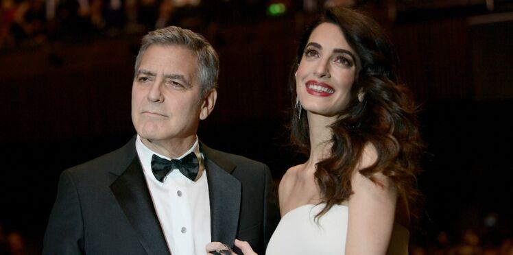 La touchante déclaration d'amour de George Clooney à sa femme Amal