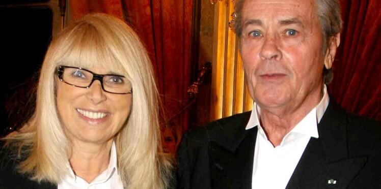 La déclaration de Mireille Darc à Alain Delon
