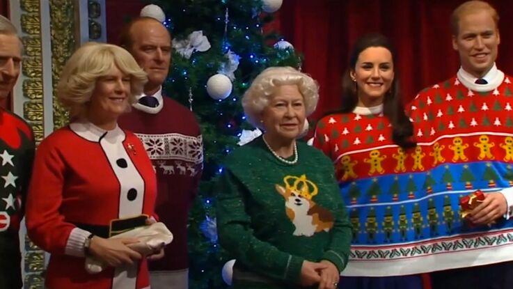 VIDÉO - Découvrez la famille royale en pulls de Noël !