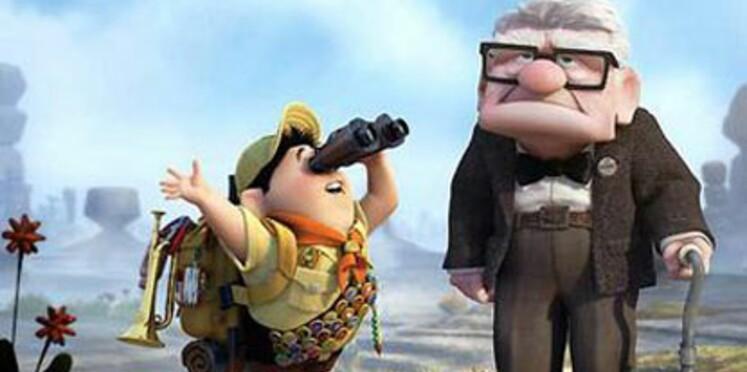 Là-haut, le nouveau Pixar, un rêve d'enfant en 3D