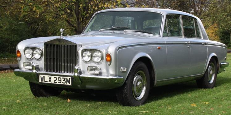 La Rolls-Royce de Freddie Mercury mise aux enchères